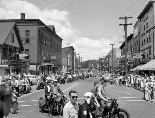 Local Landscape: Laconia Motorcycle Week